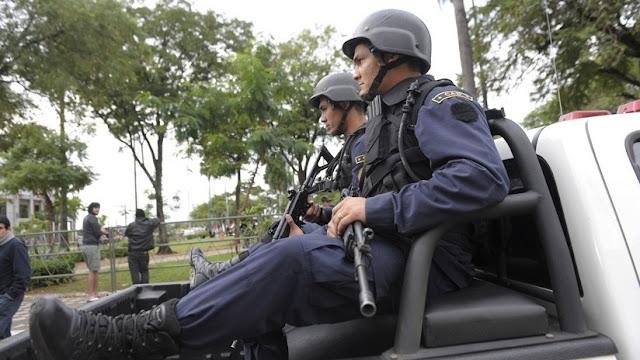 Argentina refuerza su seguridad en la 'Triple Frontera' tras un golpe bancario en Paraguay