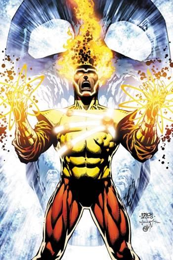 Firestorm es uno de los héroes más poderosos del cómic