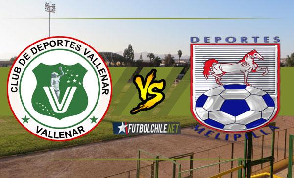 Deportes Vallenar vs Deportes Melipilla - 19:30 h - Segunda División - 19/12/17