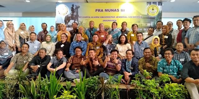 KAUNSOED Gelar Pra Munas di Jakarta