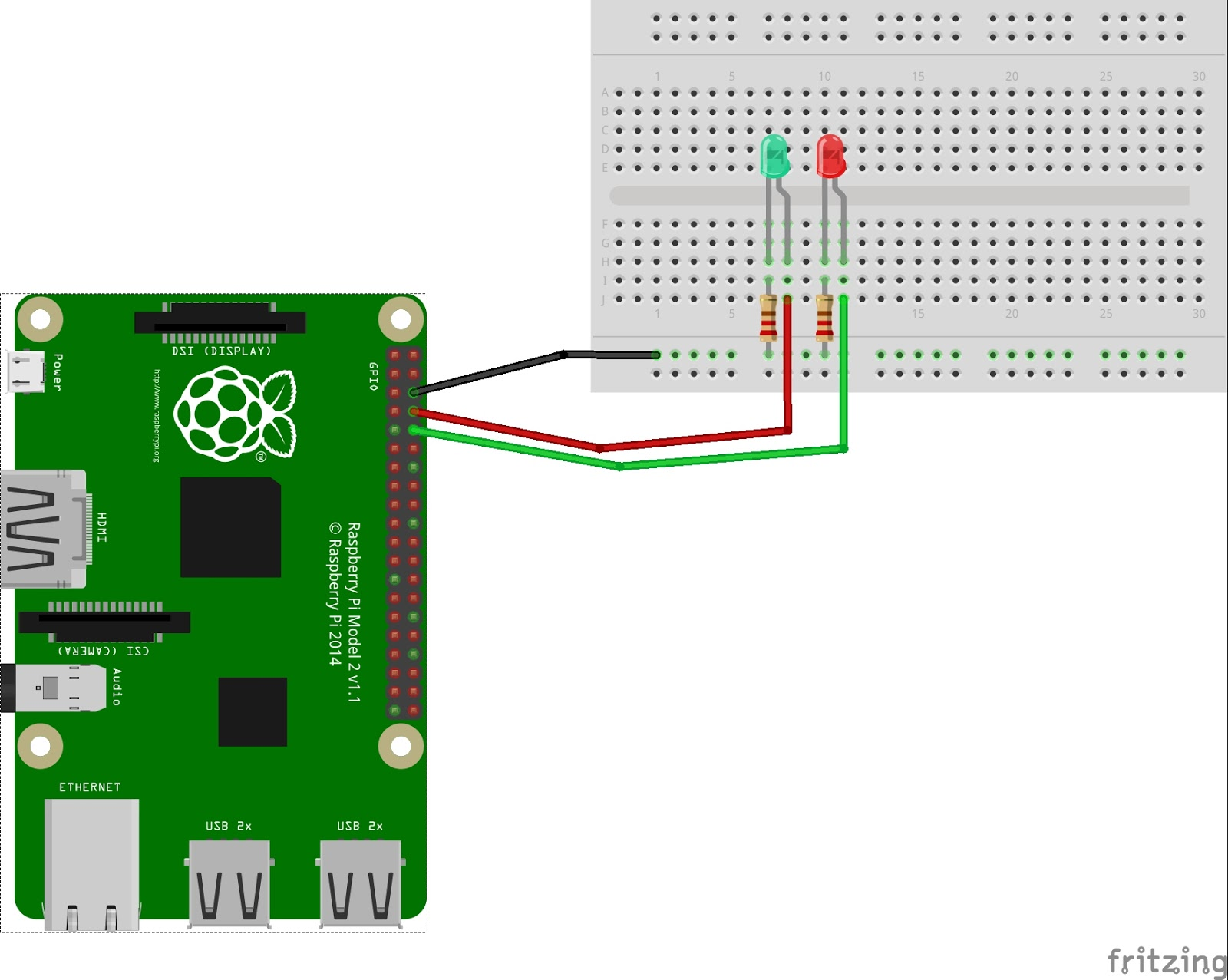 Led Leuchten Raspberry Pi Iot Remotely Control The Led In Raspberry Pi 2 Using