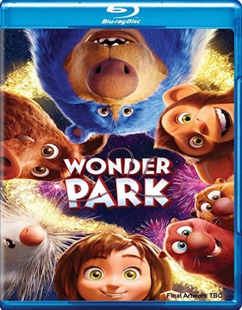 Wonder Park 2019 Full Movie Download BRRip English 720p