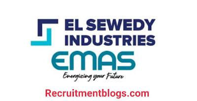 Engineering Vacancies At elsewedy industries  EMAS