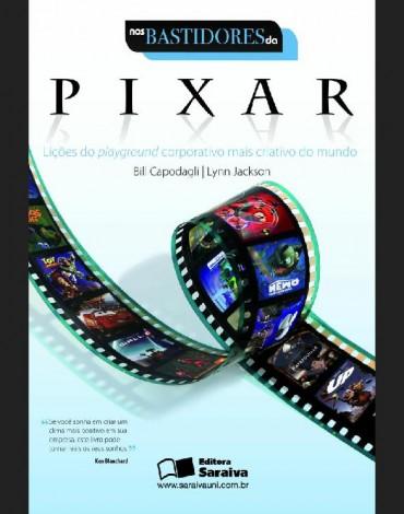 Nos Bastidores da Pixar – Bill Capodagli Download Grátis