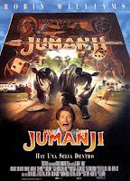 Cartel de la película Jumanji