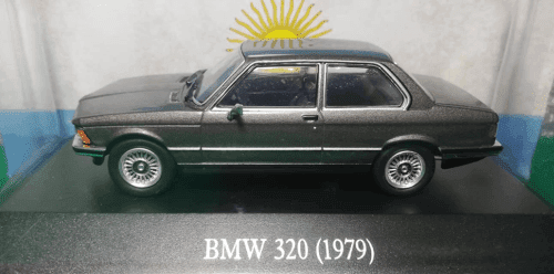 BMW 320 1979 1:43 autos inolvidables argentinos salvat