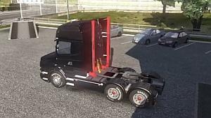 Scania T730 update v1.1.0