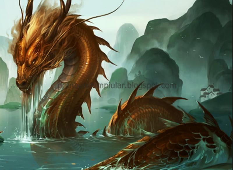 99 Arti Mimpi Melihat Ular Naga Berwarna Emas Menurut ...