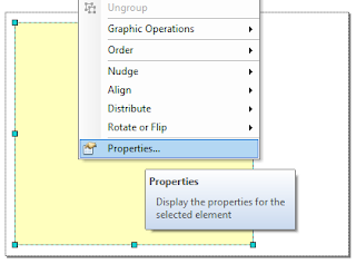 Membuat Template Layout ArcGIS mengatur rectangle