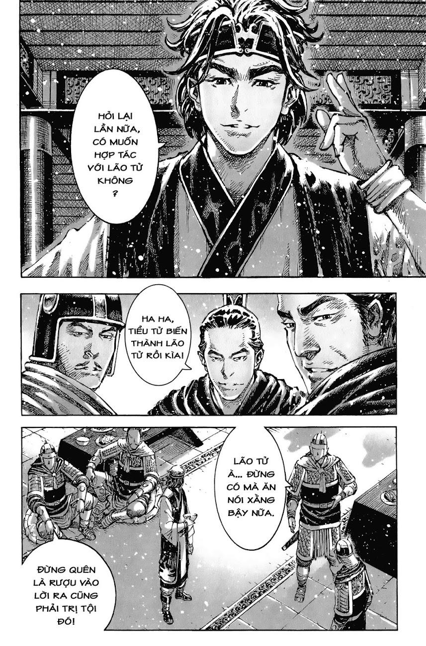 Hỏa phụng liêu nguyên Chương 445: Nam phương tân binh [Remake] trang 6