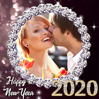 Happy New Year Photo Frame 2020 Apk free Download for Android