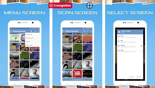 تطبيق استرجاع الصور المحذوفة من هاتف الأندرويد Photo Recovery