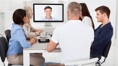 Giải pháp hội nghị truyền hình cho công việc từ xa tốt hơn