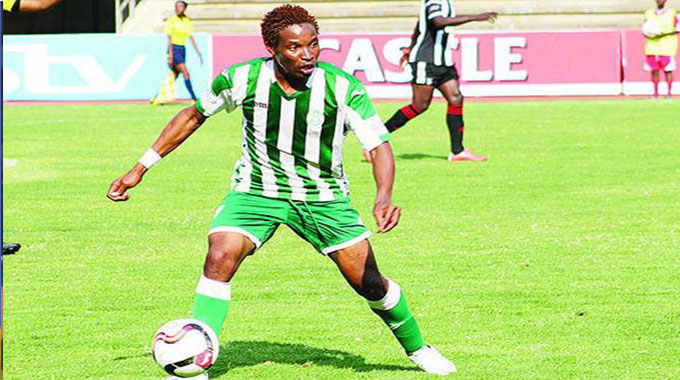 Zimbabwe Premier Soccer League Soccer Star of the Year 2019