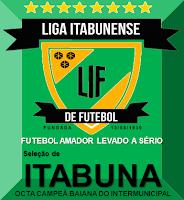 LIGA ITABUNENSE DE FUTEBOL - LIF / 87 ANOS