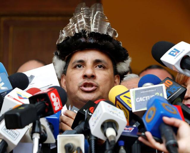 """Repetir las elecciones en Amazonas y Apure sería un """"irrespeto al diálogo"""""""
