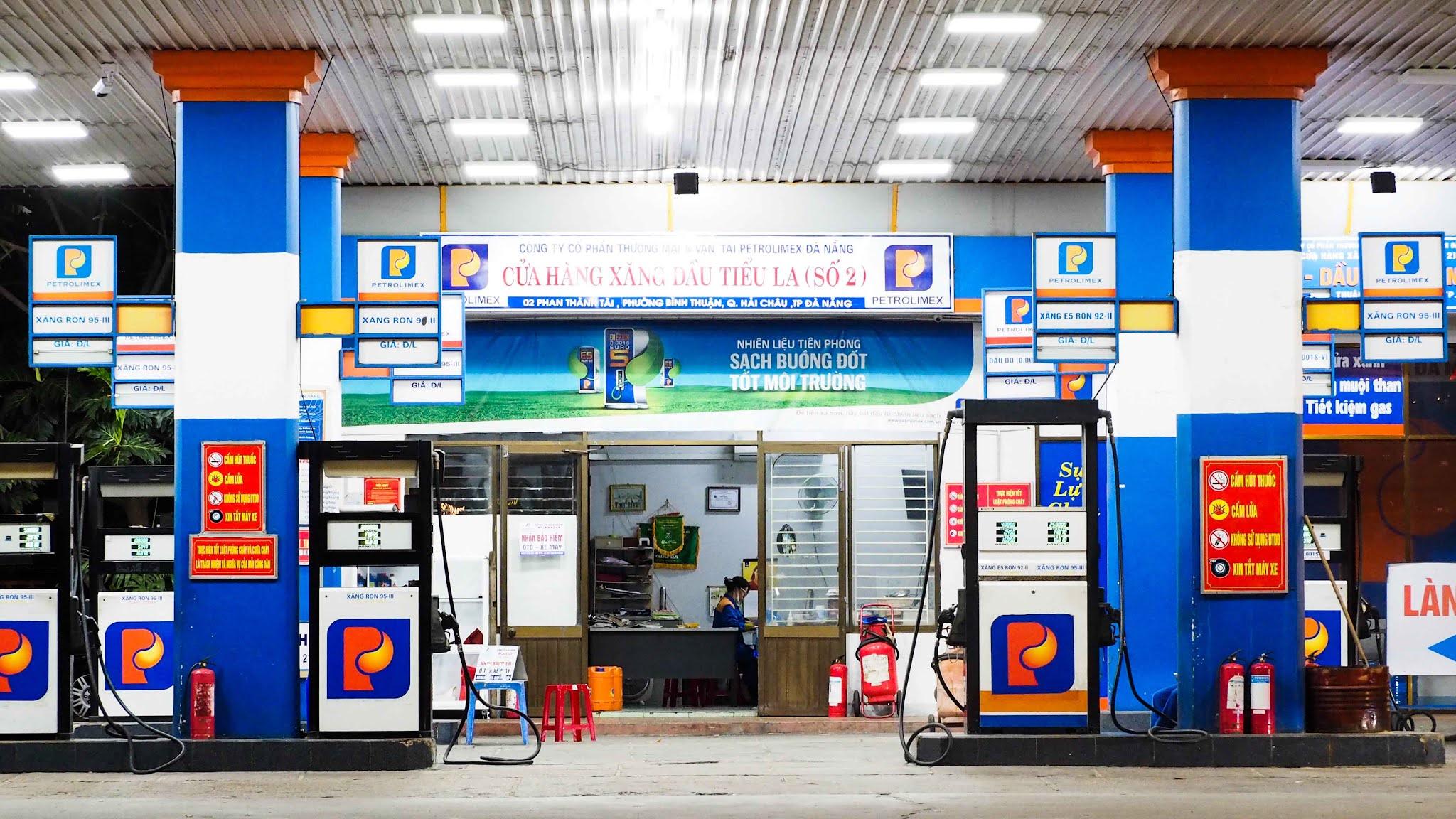 Xăng dầu Đà Nẵng - Hệ thống cơ sở kinh doanh dịch vụ thiết yếu tại Đà Nẵng