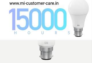mi smart led bulbmi smart led bulb price in indiami smart led bulb price