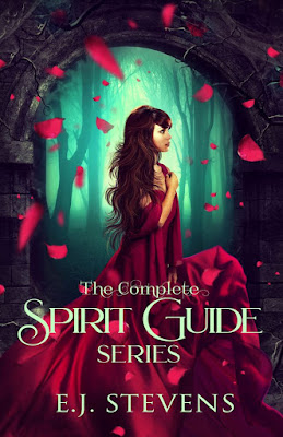 Spirit Guide YA series E.J. Stevens