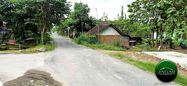 Rumah 2 Lantai jalan Wonosari Km 7,5