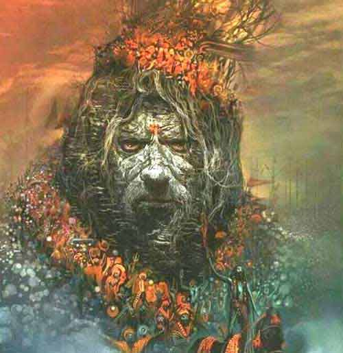 Meaning of Aghori Shiva