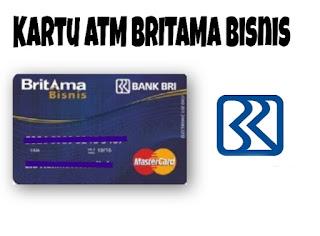 Limit ATM Britama Bisnis