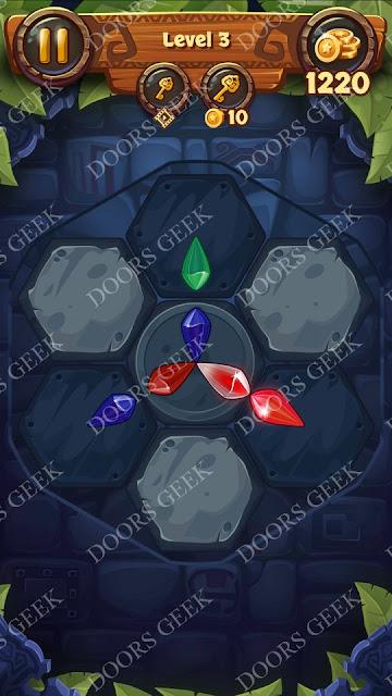 Gems & Magic [Tourmaline] Level 3 Solution, Walkthrough, Cheats