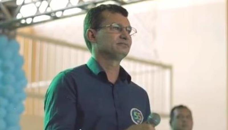 Vice-prefeito de Jati-CE Rogério Couto morre aos 50 anos em decorrência de complicações de Covid-19