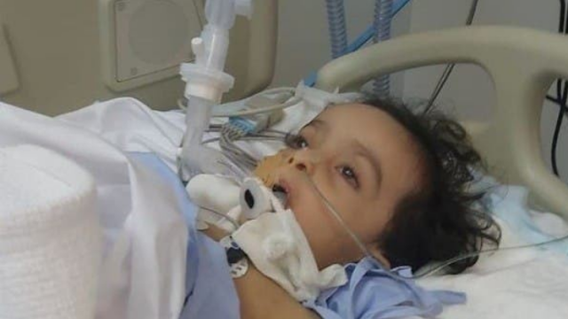 A Saudi boy has died in Shaqra General Hospital after the stick used for the nasal swab broke inside his nose