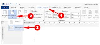 Cara Membuat Jadwal Piket Kelas di Microsoft Word Dengan Mudah