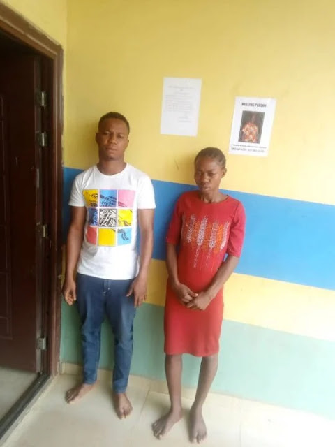 35-year-old woman arrested for selling her Two daughters for N300,000