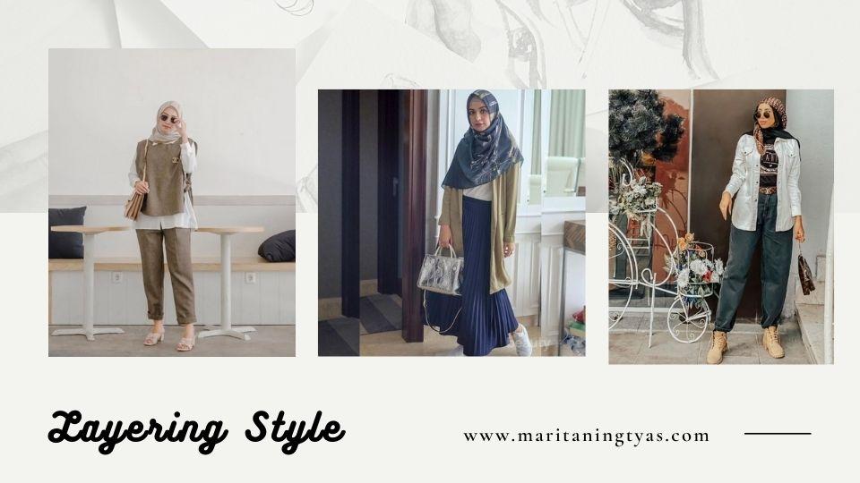 fashion layering style