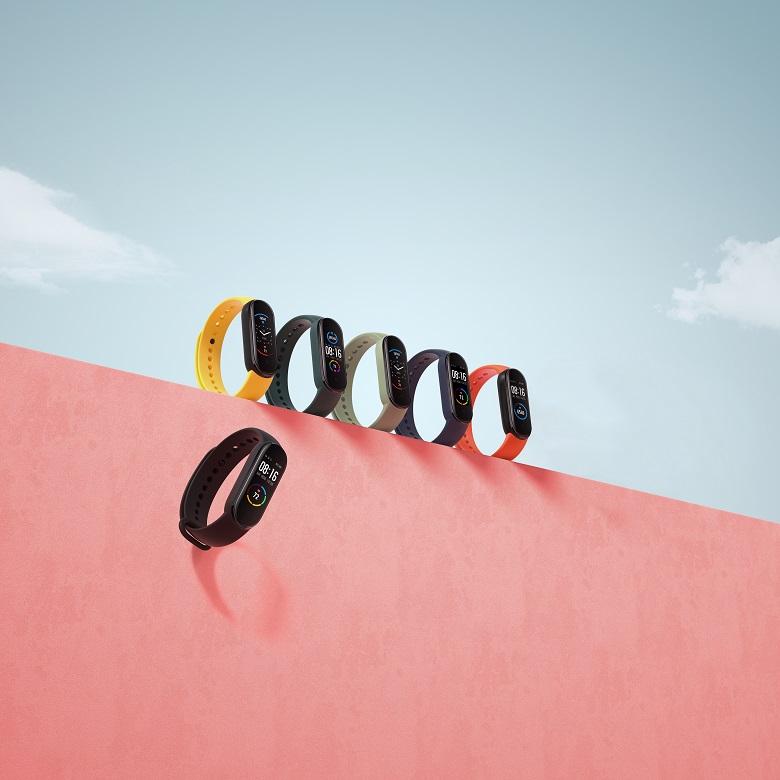 Mi Smart Band 5: seguimiento de ejercicio para todos