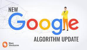 New Google algorithm update and core web vitals in 2021