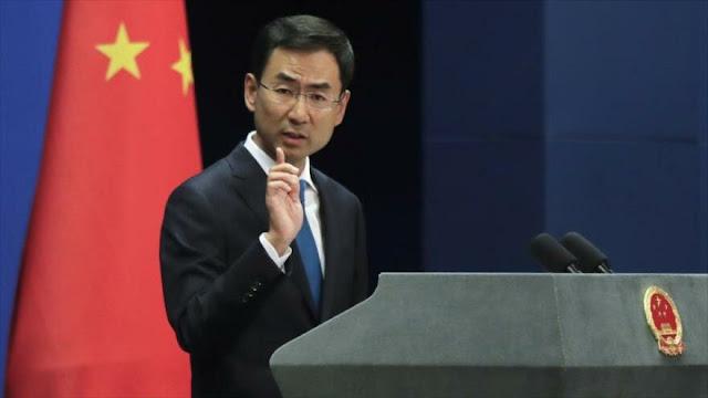 China lamenta rechazo de EEUU a evitar militarización del espacio
