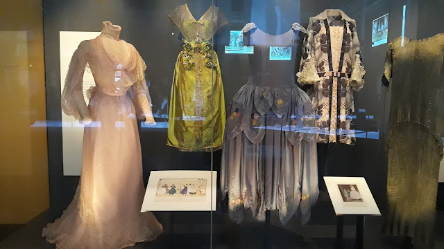 moda no museu