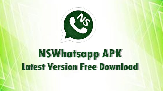 Ns WhatsApp Apk download Latest Version Images