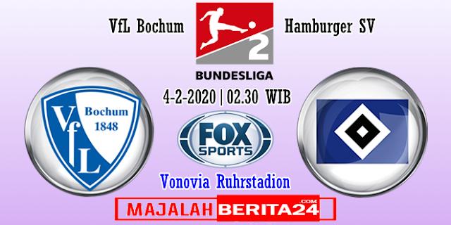 Prediksi VfL Bochum vs Hamburg SV — 4 Februari 2020
