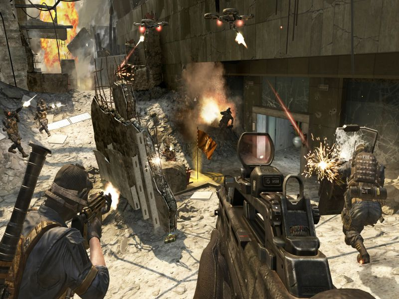 Download Call of Duty Black Ops 2 Game Setup Exe