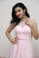 Sakshi Kakkar in beautiful light pink gown at Idem Deyyam music launch ~ Celebrities Exclusive Galleries 004.JPG