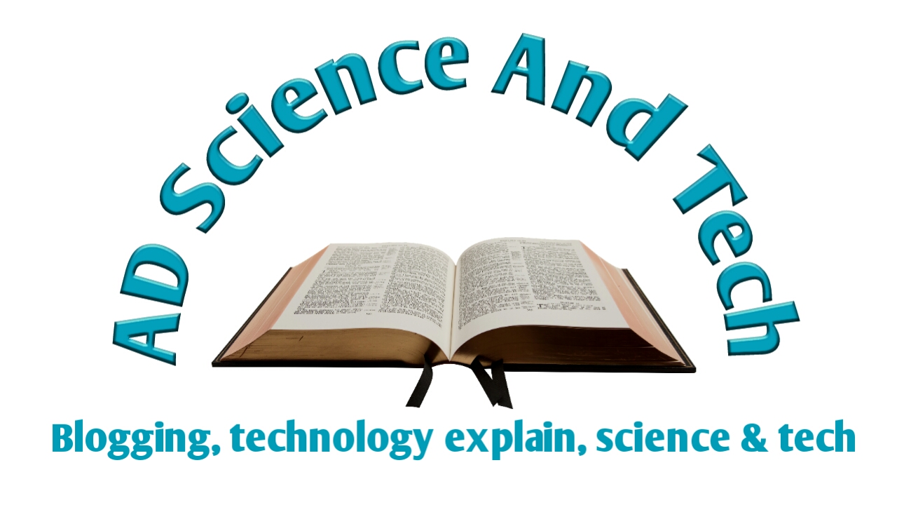 AD Science And Tech - Blogging,technology explain,tech,science, make money, top apps