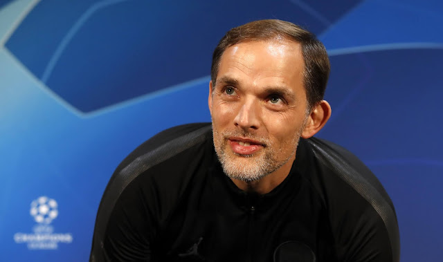 New Chelsea manager Thomas Tuchel