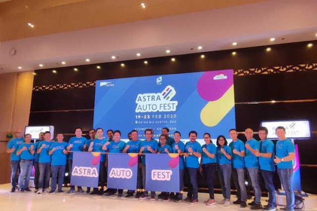 Astra Auto Fest 2020 Bakal Digelar di Empat Kota Termasuk di Jakarta