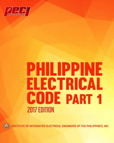 Philippine Electrical Code 2017 Pdf Free Download