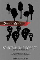 Estrenos de cartelera española 21 Noviembre 2019: 'Depeche Mode: Spirits in the forest'
