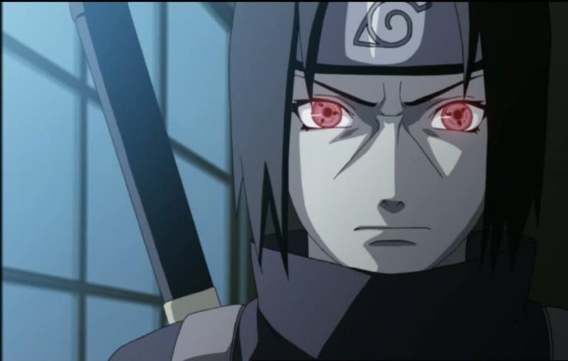 7 Mata Terkuat Di Naruto!