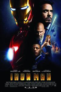 Download Iron Man (2008) (Hindi-English) 480p-720p-1080p