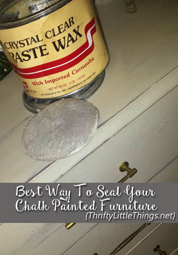 Does Wax Protect Painted Furniture