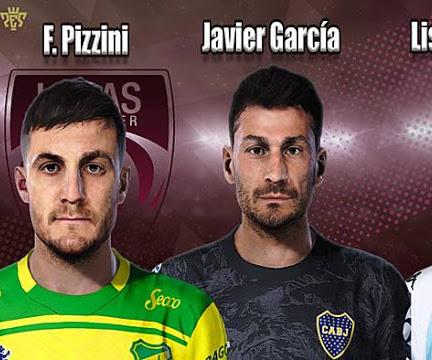 PES 2020 Facepack Libertadores