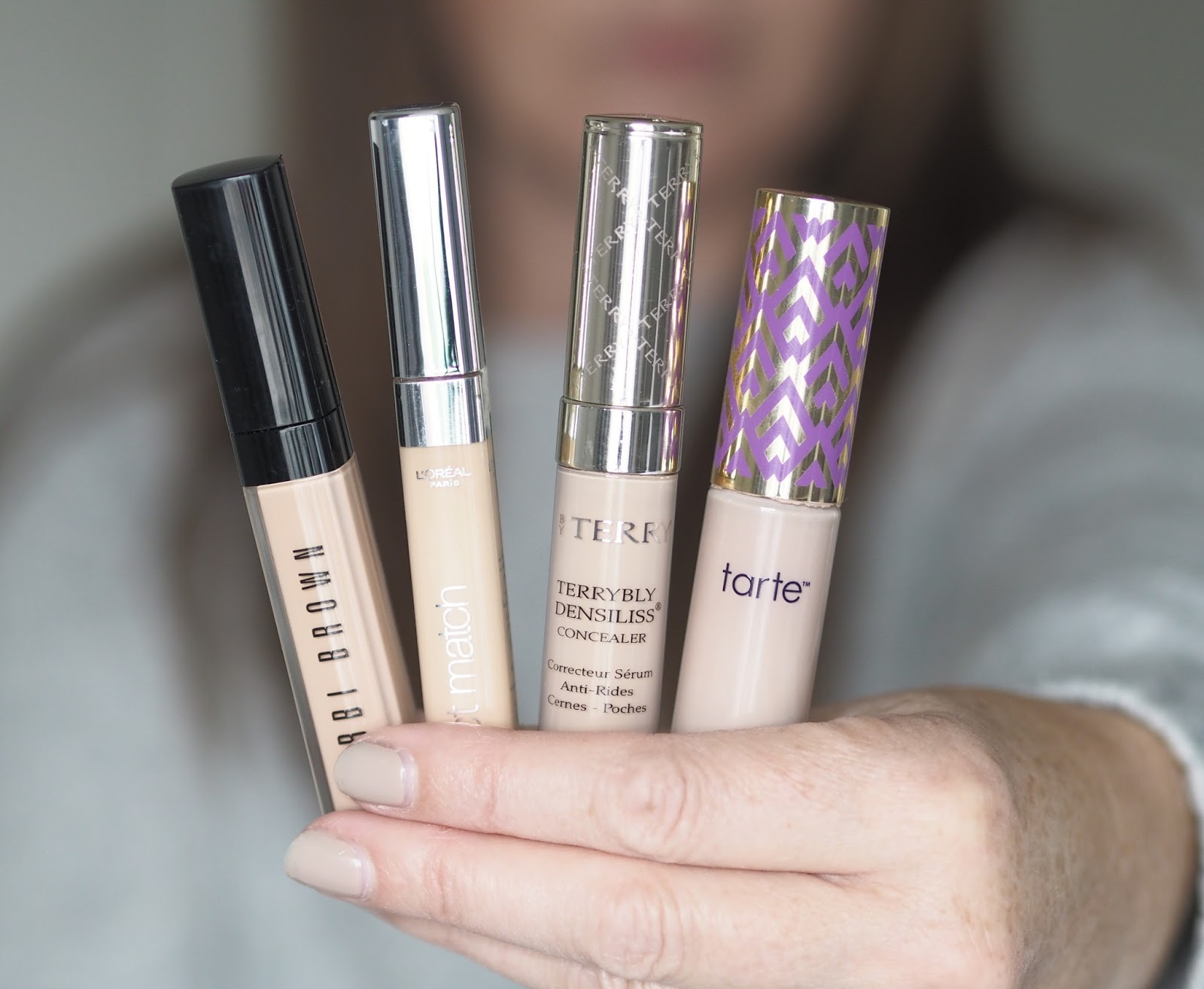 Four great concealers for 40plus women \ Priceless Life of Mine \ over 40 lifestyle blog
